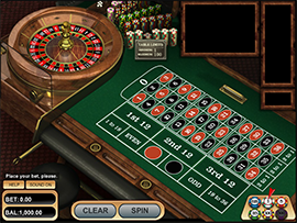 Dhoze Casino - Ruleta